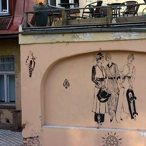 tartu street art - a bicycle excursion 1.05.2013               album
